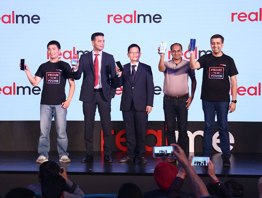"realme 2 Pro with ""Max Power, Max Style"" launched; set to establish new benchmarks in the mid-range segment"