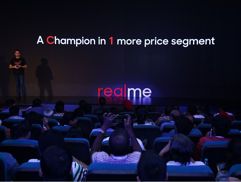 """New King of Entry-Level Phone"", realme C1 to debut in India on October 11, 2018"