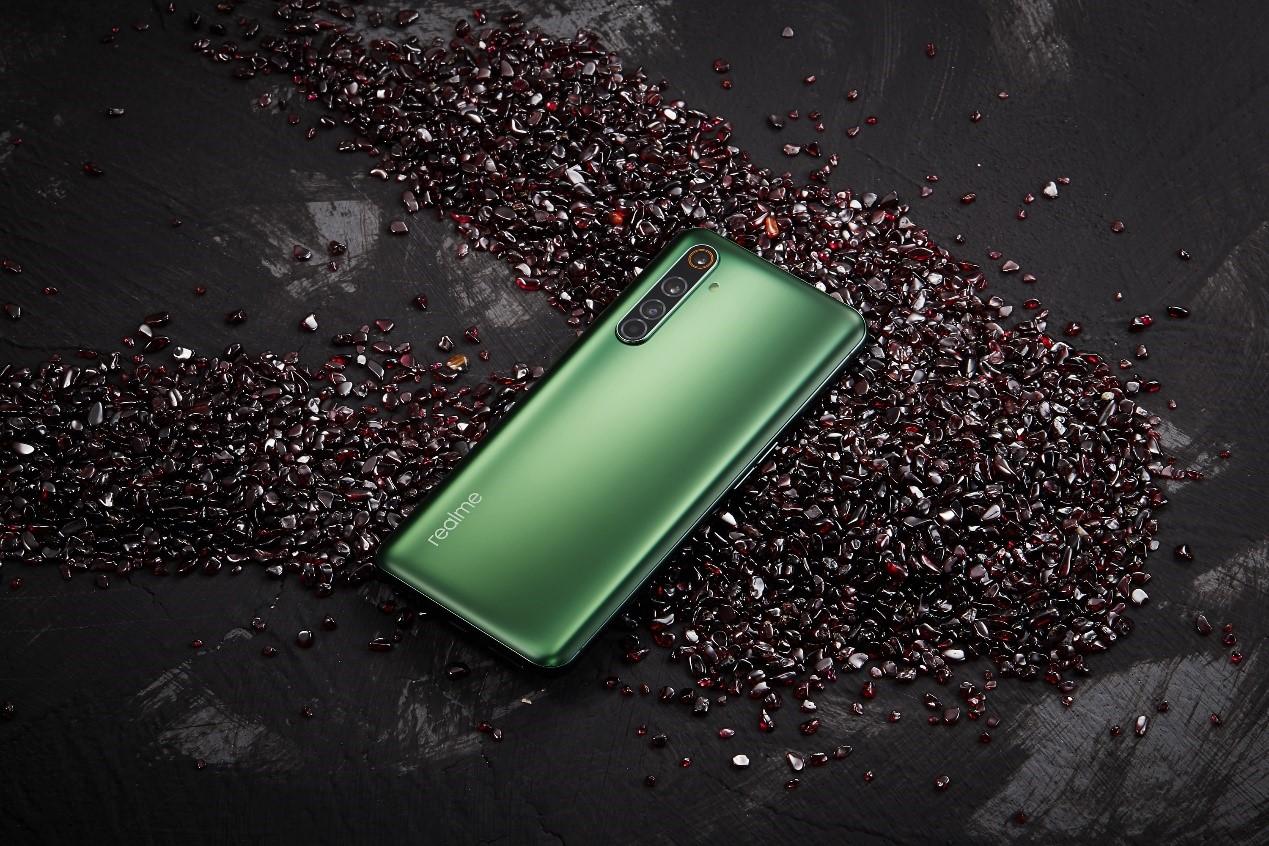 真我X50 Pro 5G-青苔